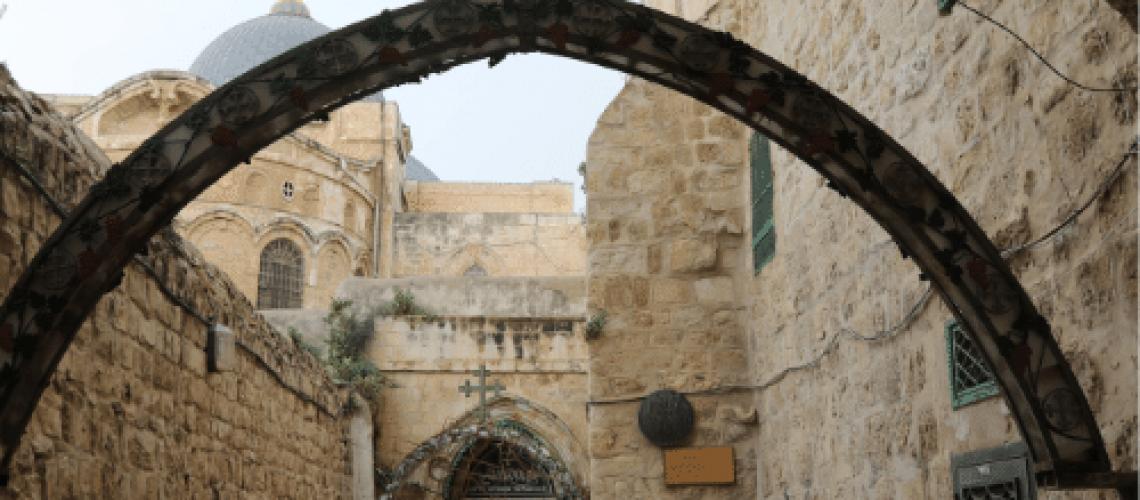 ויה דולורוזה- טיולים בישראל